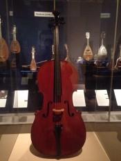 """Bata-Piatigorsky"" Violoncello by Strad, 1714"