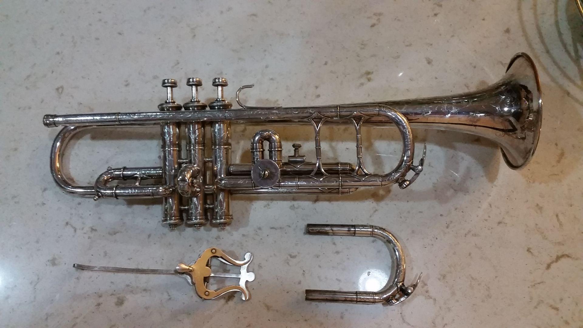 Grandfather's Trumpet - View topic: Trumpet Herald forum