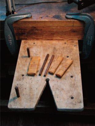 Roger Hargrave's Vee-Board
