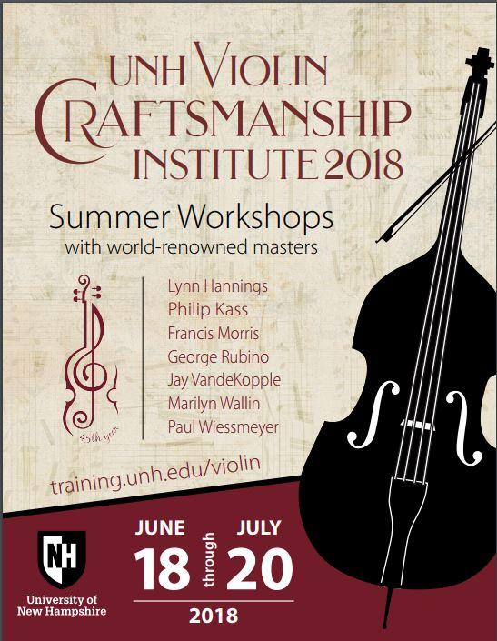 UNH Workshops